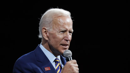 In latest gaffe, Joe Biden says he was vice-president at time of Parkland shooting