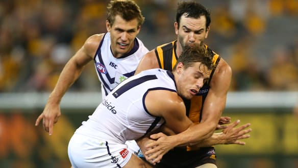 Dockers clear the decks, axing three players