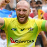 Sevens captain James Stannard has fractured skull after one-punch hit