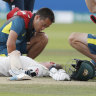 'Distasteful': UK sports minister condemns England fans for booing Steve Smith
