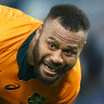 'We're playing a different beast': Ledesma wary of Kerevi and Wallabies