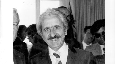 Turkish consul-general Sarik Ariyak  was shot dead outside his Dover Heights home in 1980.