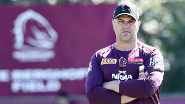 Anthony Seibold made the finals in his first season at Red Hill. Just.