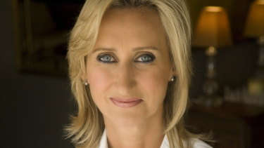 Sky News host Janine Perrett was asked to move her show Heads Up to midnight, but declined.