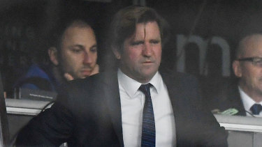 Good luck with that: Des Hasler wants to fly under the radar at Manly next year.