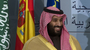 Saudi Crown Prince Mohammed bin Salman denies all knowledge of the killing.