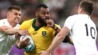 The likes of Samu Kerevi would be available to play for the Wallabies if the 60-Test cap was lifted.