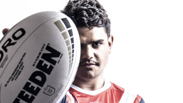 Latrell Mitchell could end up at the Tigers.