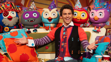 ABC Kids' flagship Giggle and Hoot has filmed its final episode after 10 years.