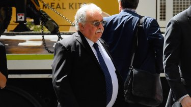 Magistrate Atkinson found Mr Rowe deceived the RSL.