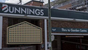 Anyone who visited a Bunnings store in western Sydney this week is being told to monitor for COVID-19 symptoms after an employee tested positive for the virus.