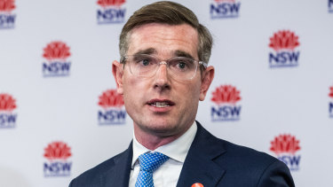 NSW Treasurer Dominic Perrottet admitted he received an anonymous complaint in February 2019 about a conflict of interest concern involving icare chief executive John Nagle.