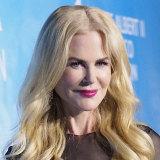Nicole Kidman has said she suffers from shyness.