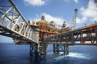 Australian oil and gas giants Woodside and Santos have come under mounting investor pressure on climate change.