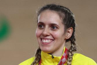 Amanda Reid claimed Australia's seventh gold on Friday.