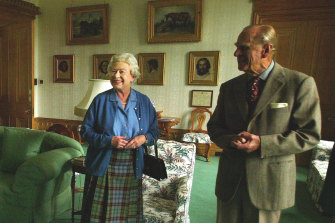 "As fans of TV show ""The Crown"" will know, the Queen is very fond of her Scottish castle at Balmoral."