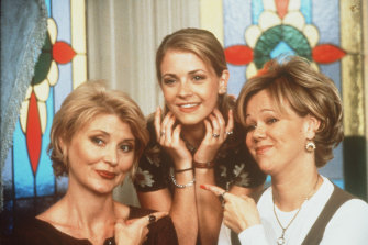 The woman said she had no recollection of renting the video - Sabrina, the Teenage Witch.
