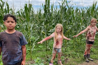 Quarantine bubbles, such as the one utilised by the cast and crew of  Children of the Corn, are one of the recommendations contained in the COVID-Safe document.