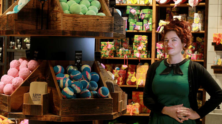 Lush Cosmetics Admits To Underpaying Thousands Of Staff