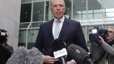 The Liberal Party is believed to be in a dire financial state, and it is unclear how Peter Dutton could revive it.