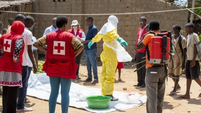 Ebola, measles and now coronavirus: tackling multiple plagues in the Congo
