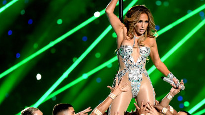 J. Lo's crotch-pride was a studied rebuke of Trump's America. Jay Z made it happen