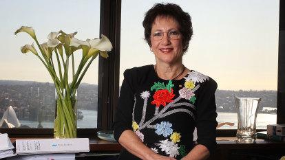 Job variety 'makes life interesting': Former judge Dr Annabelle Bennett honoured