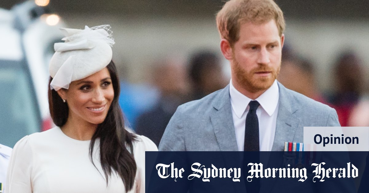 Harry and Meghan's social media exit exposes an extraordinary privilege – Sydney Morning Herald