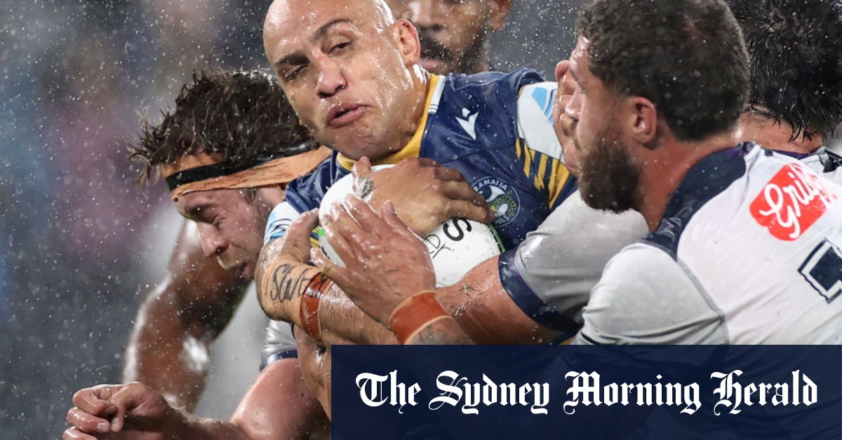 Eels axe Ferguson Panthers overlook Naden as Warriors make play for Hynes – The Sydney Morning Herald