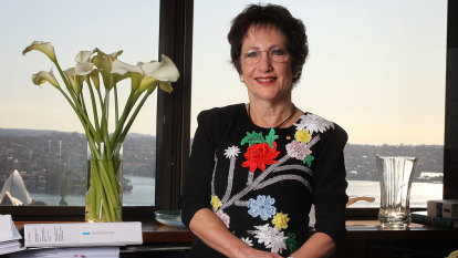 Job variety 'makes life interesting': Former judge Dr Annabelle Bennett honoured