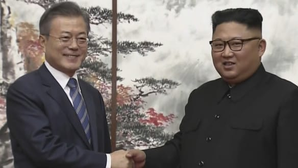 North and South Korea seek to jointly host 2032 Olympics