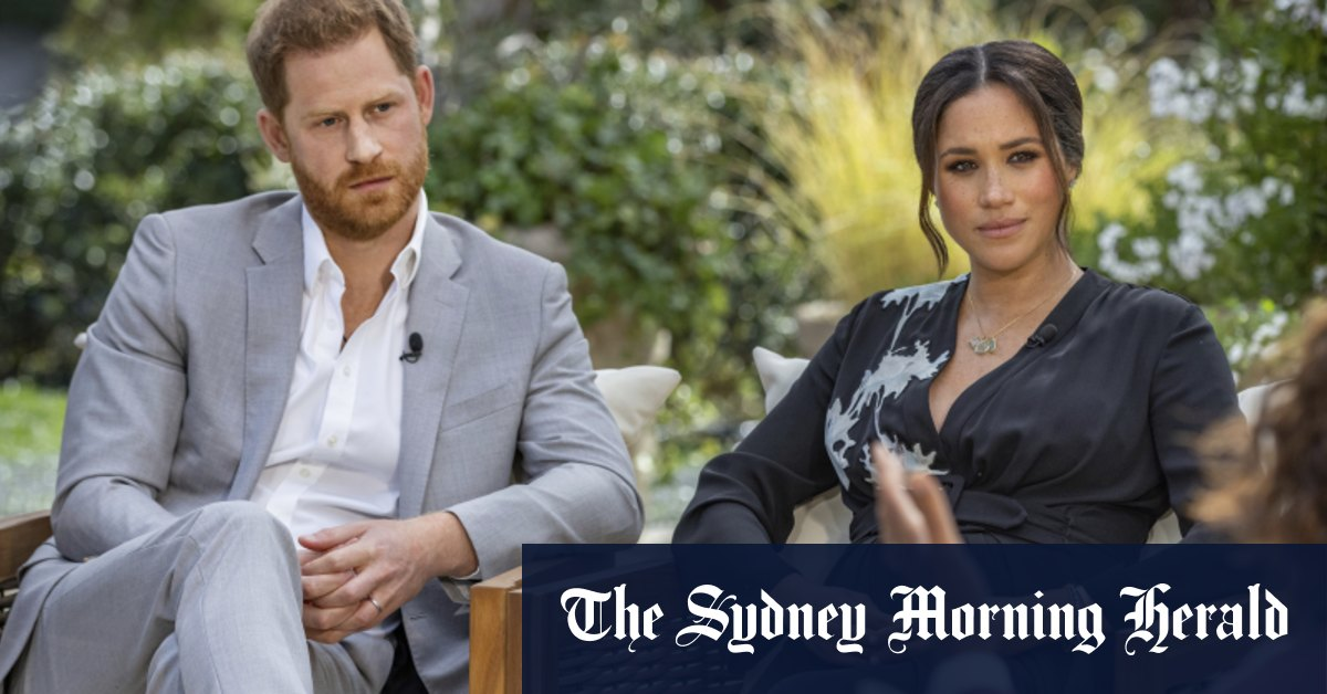 It takes guts: readers respond to Harry and Meghan's claims in Oprah interview