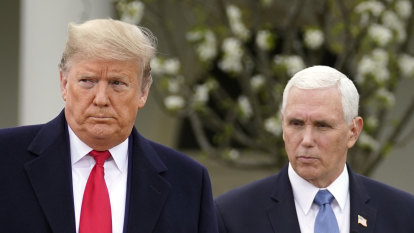 'Good conversation': Trump, Pence talk for first time since Capitol riot