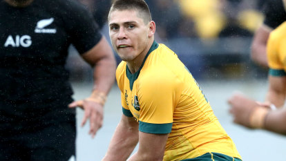 Injury sidelines O'Connor as Wallabies reveal four fresh debutants