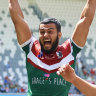 Eligibility drama overshadows Lebanon's upset win over England at World Cup 9s