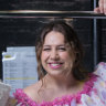 Here comes the bride: Backstage at Muriel's Wedding the Musical