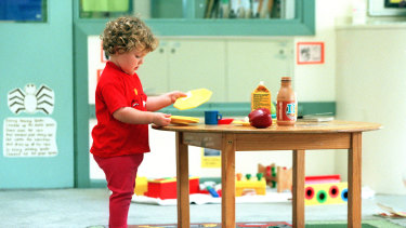 Childcare enrolments have dropped by as much as 80 per cent