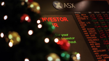 It's the end of the year for Australian shares and now all eyes are on what the market will do next year.