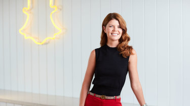 Kathryn Carter, Snap Inc, General Manager, ANZ