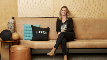 Georgia Foster is the head of Uber for Business in Australia and New Zealand.