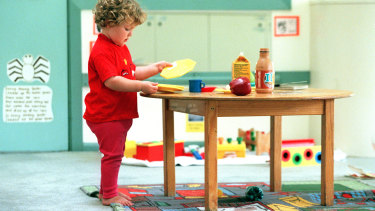 Childcare centres are begging for help.
