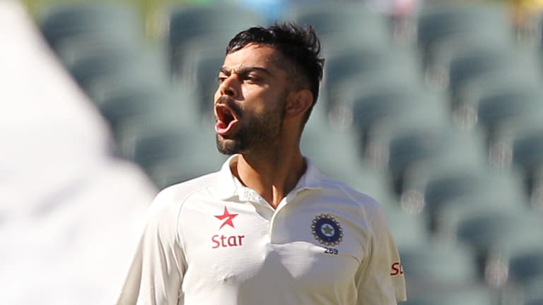 How do you stop Virat Kohli?