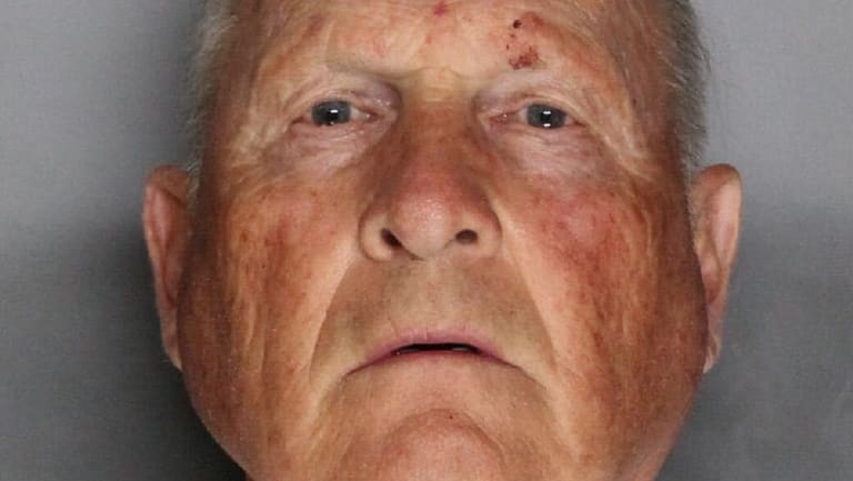 Joseph James DeAngelo, a suspected California serial killer who committed at least 12 homicides and 45 rapes throughout the state in the 1970s and '80s.