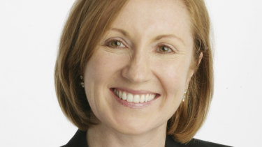 Fairfax business journalist Adele Ferguson.