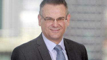 Jirsch Sutherland partner Trent Devine.