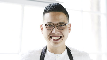 My day on a plate: Victor Liong