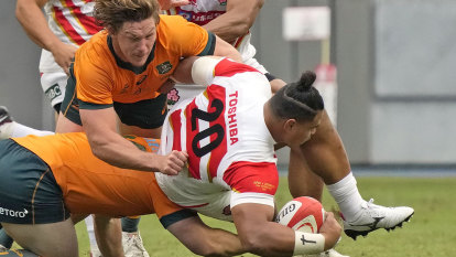 Japan are no pushovers, so don't diminish value of the Wallabies' win