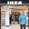 Meatballs are missing in Ikea's small Sydney studio store