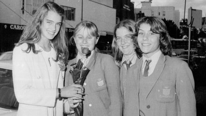 From the Archives, 1979: Brooke Shields, a leading lady at 14
