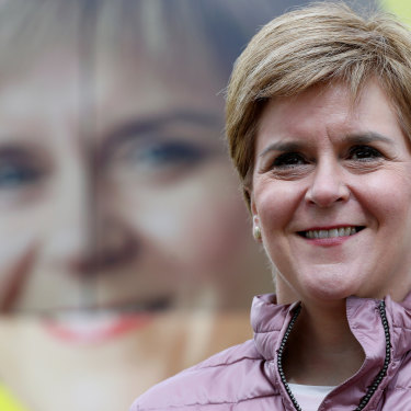 Scotland's First Minister Nicola Sturgeon needs a majority to advance the independence agenda.
